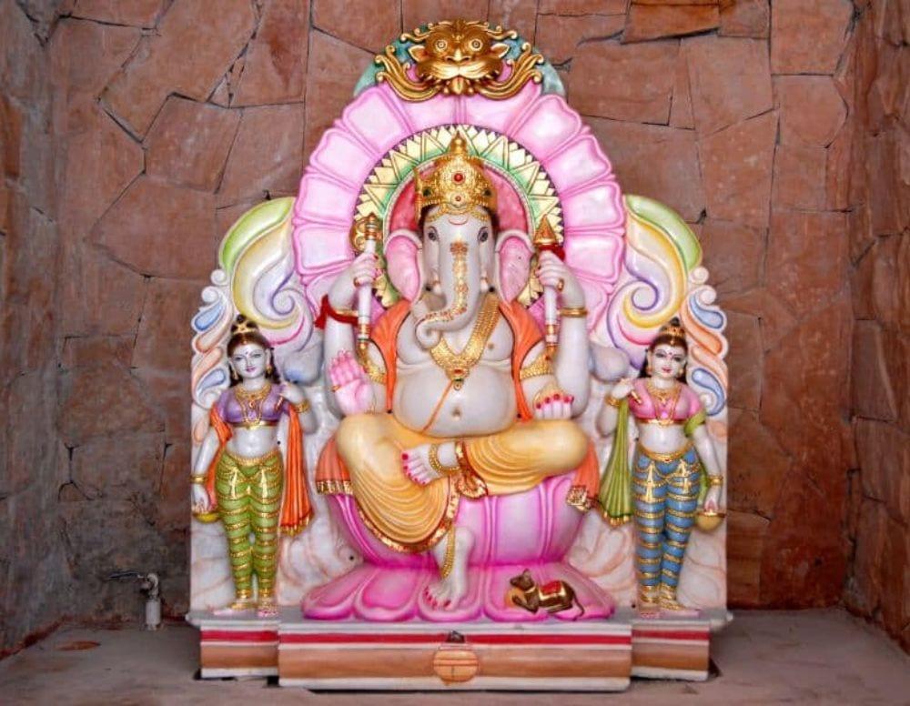ganesh chaturthi festival image